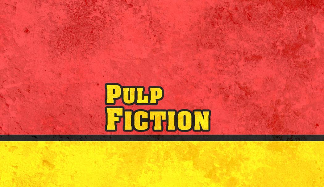 Pulp Fiction Title