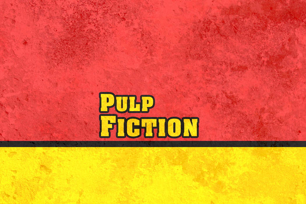 Pulp Fiction Title