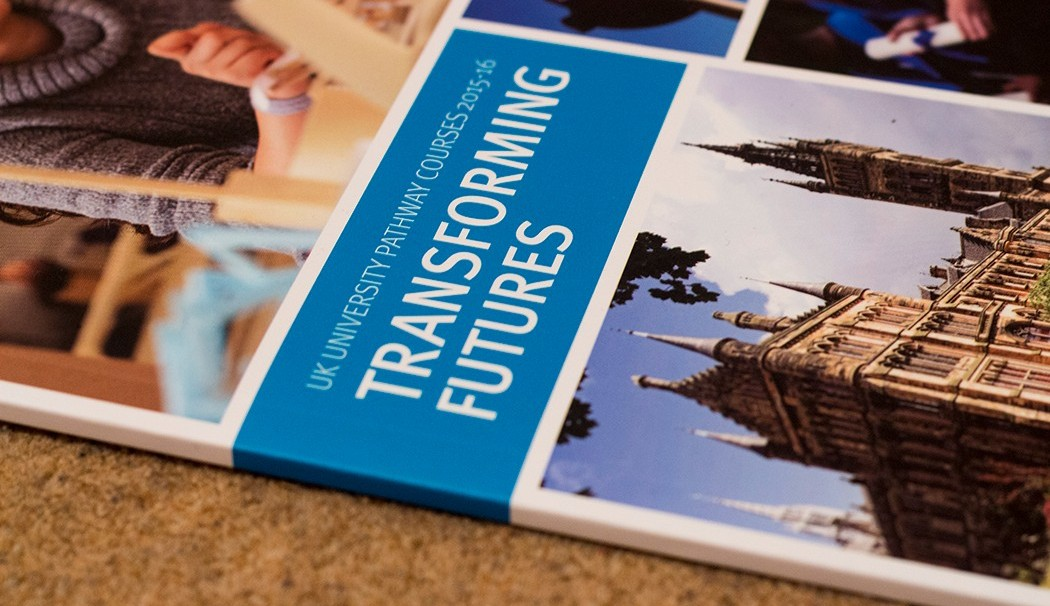 Transforming Futures 2015-16