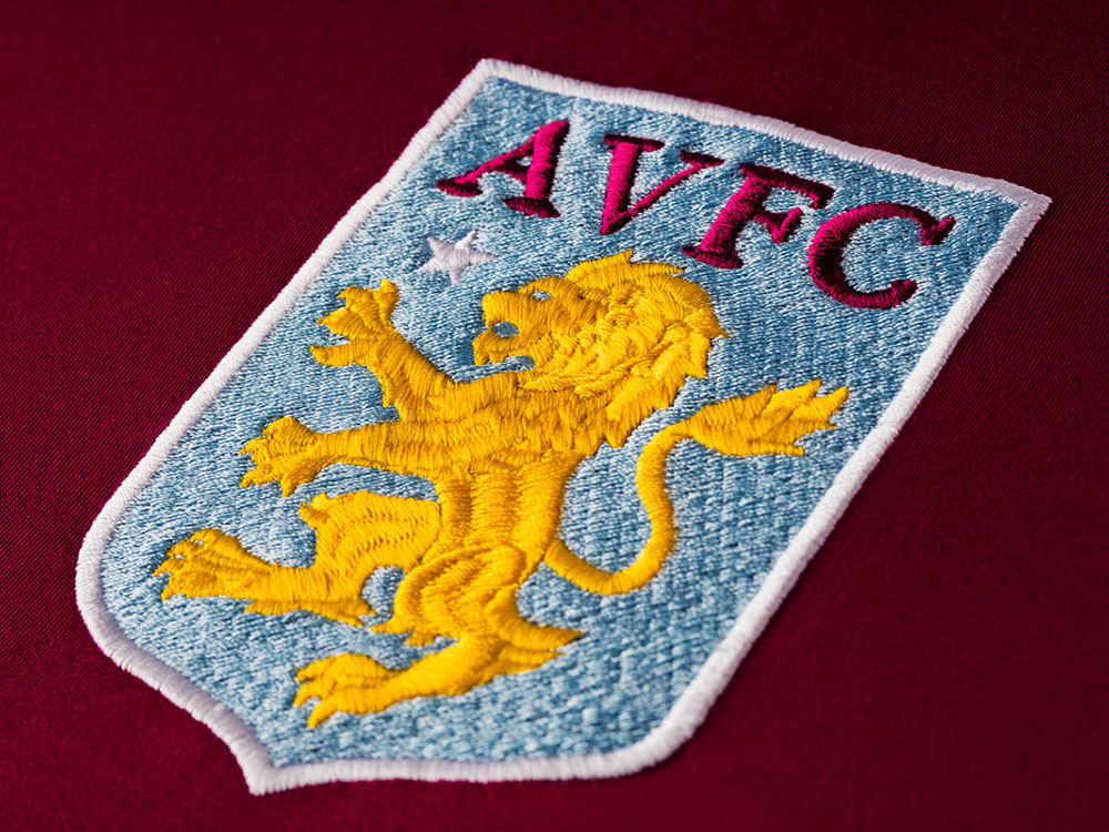 Aston Villa Badge Detail