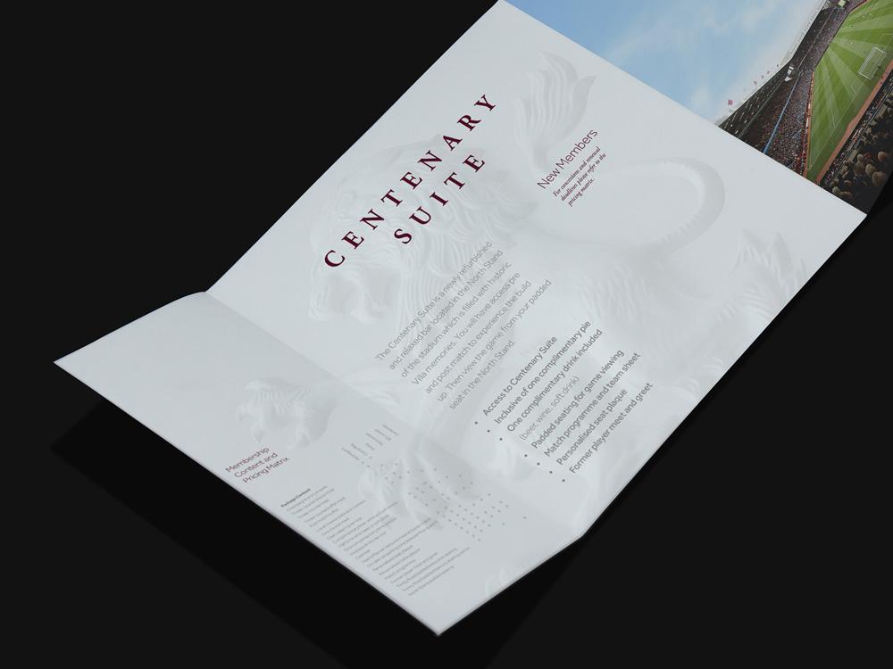 Aston Villa Brochure 01